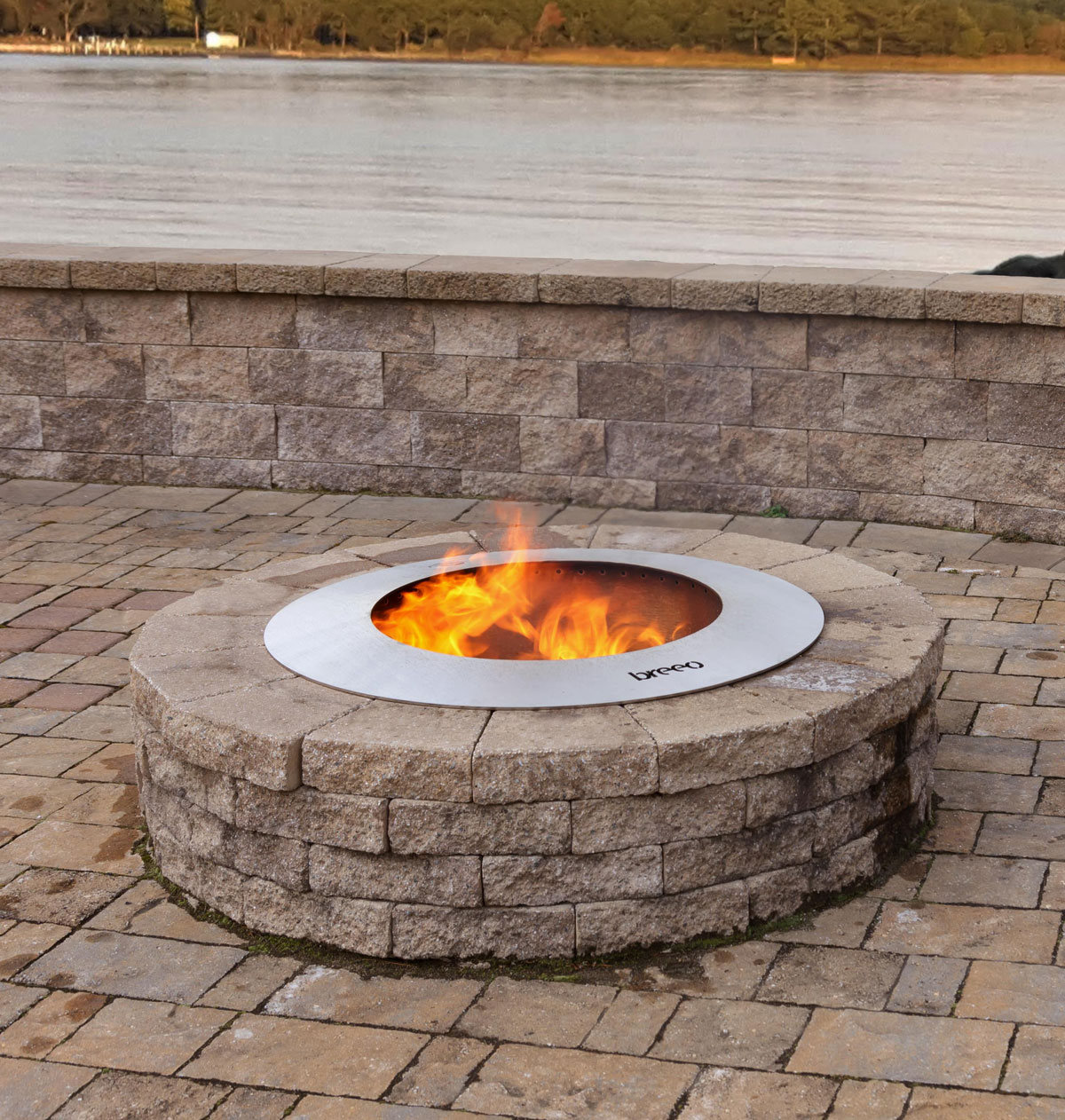 Fire Pits Hillside Acres Stoves Breeo Smokeless Firepits