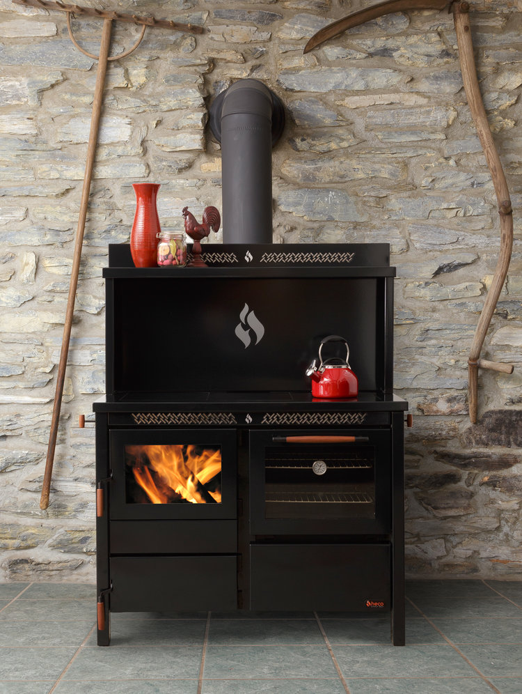 Cooking Hillside Acres Stoves