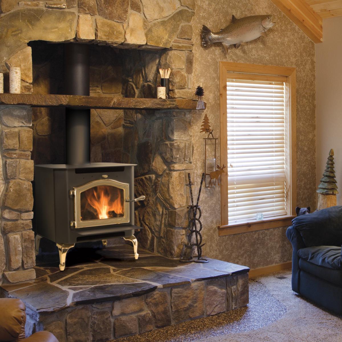 sequoia wood stove