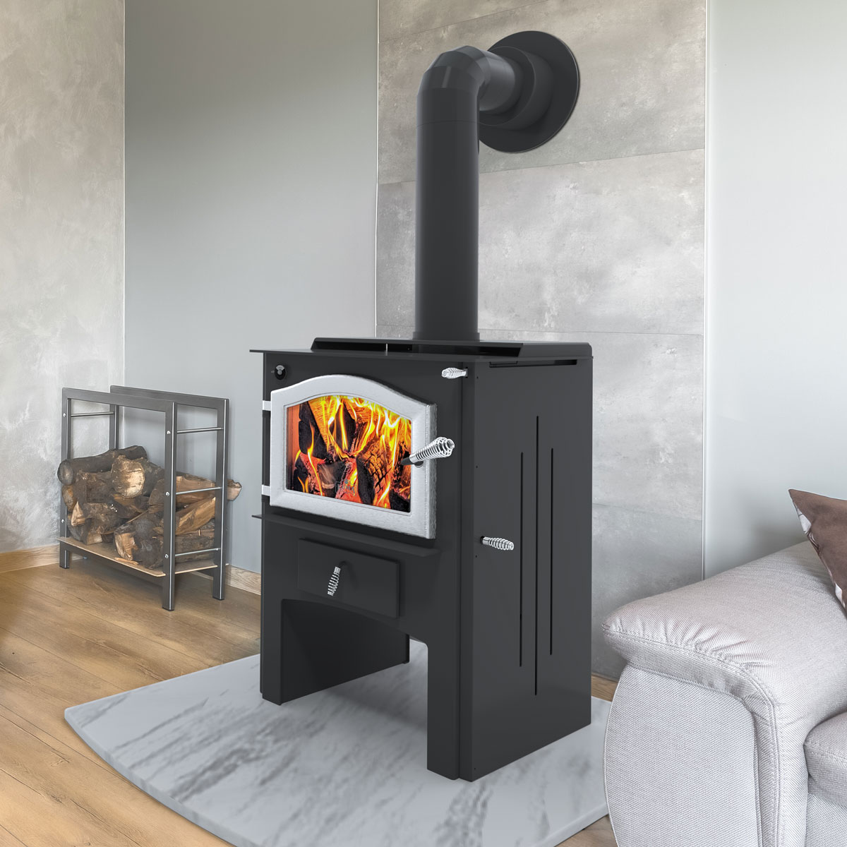 aberdeen wood stove