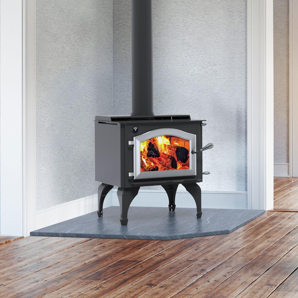 aspen wood stove