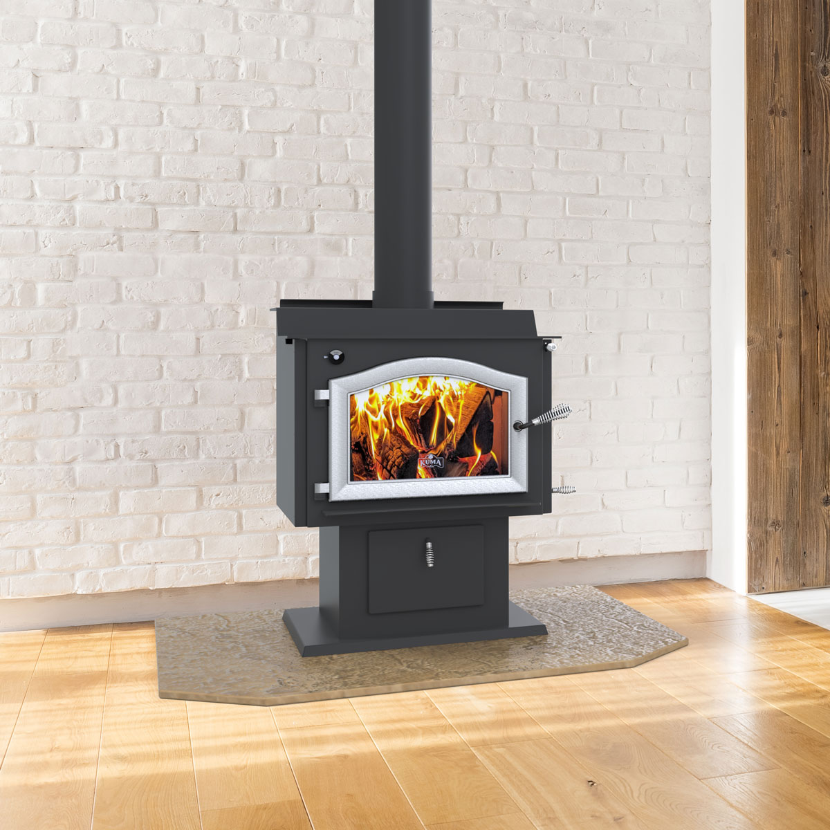 Wood classic wood stove