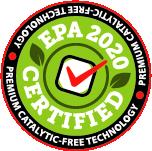 EPA 2020 certified