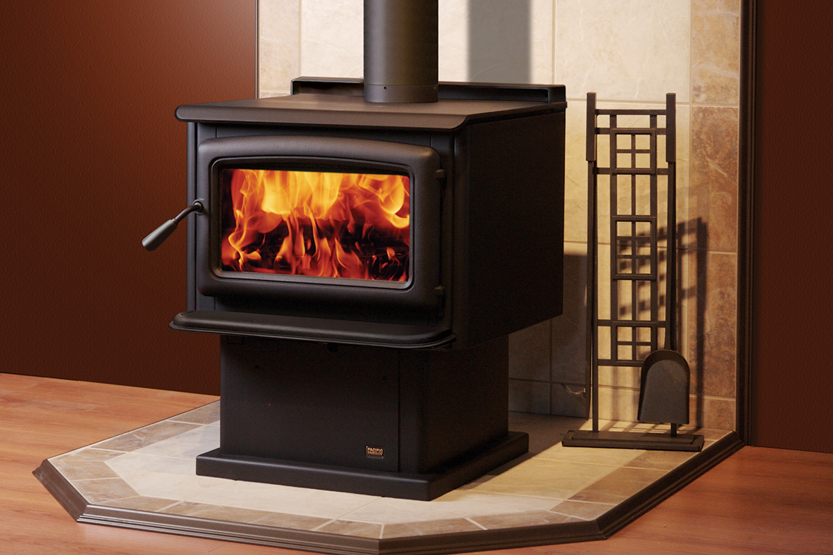 pacific energy summit le wood stove